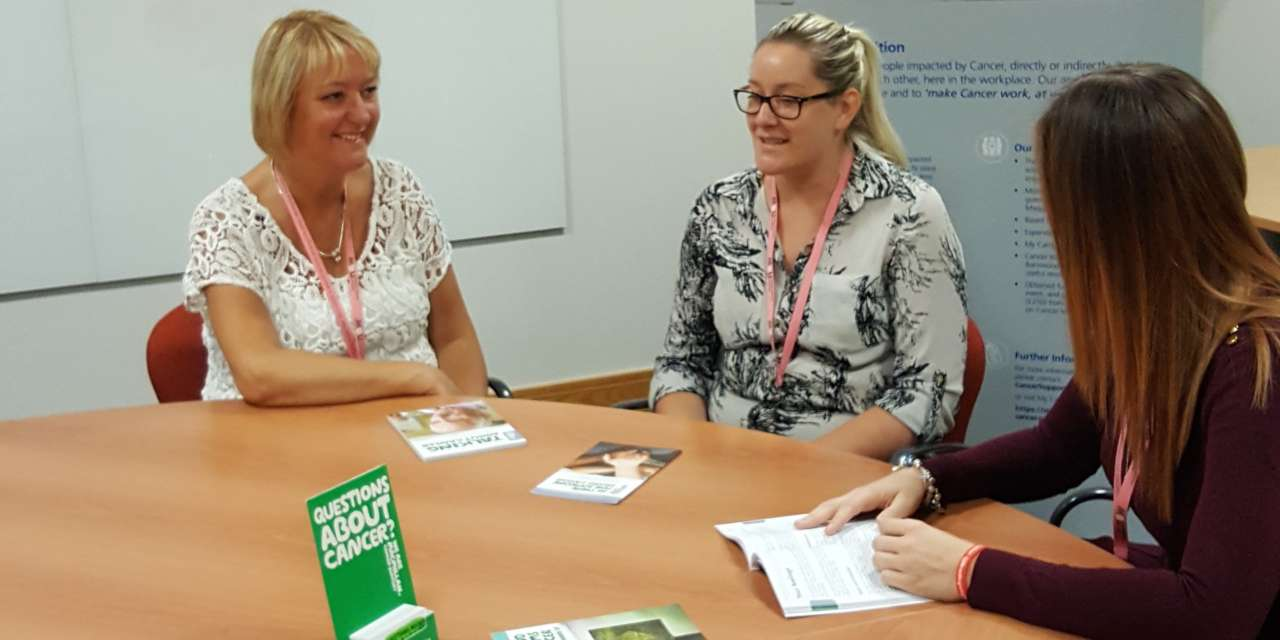 Customer service centre sets up cancer support group