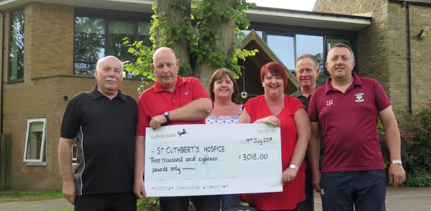 24 Hour Darts Challenge Funds Over 24 Hours of Hospice Care