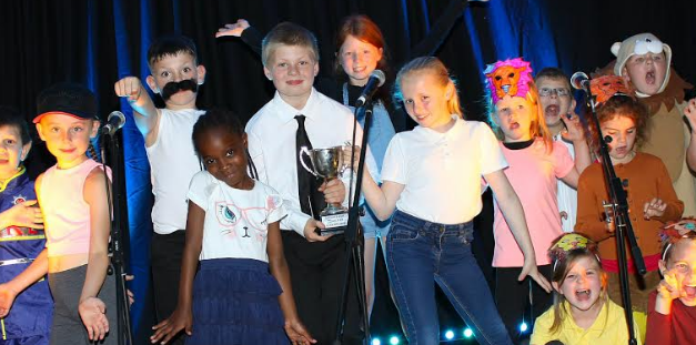 Pupils prove they have the x-factor