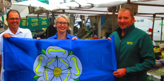 Celebrate Yorkshire Day in Bedale