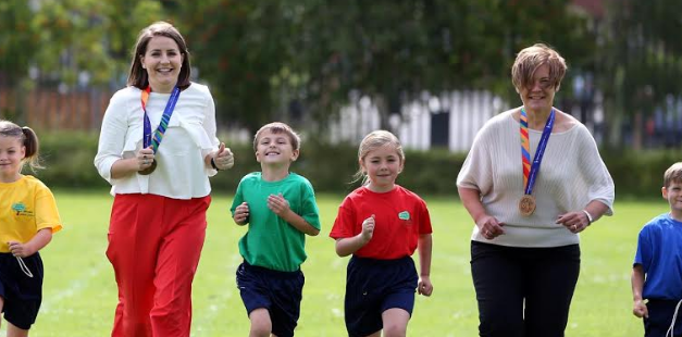 Park End Kids Kitted out for PE Thanks to Marathon Effort