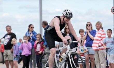 Triathlon set for biggest ever entry