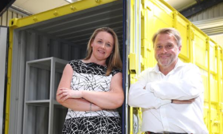 Tees container company doubles workforce