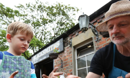 Family Festival brings Heritage Skills to Life
