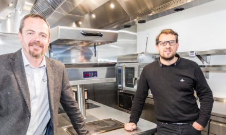 Leading catering firm plays a starring role in Raby Hunt revamp