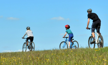 Top 10 summer family bike rides in the North East