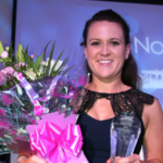 Sophie drives her way to victory with double award win