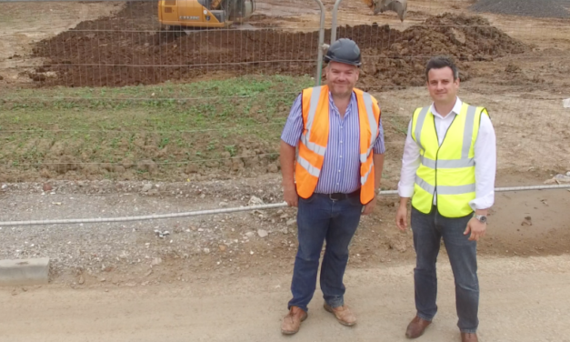 £2.5m contract win at Wynyard Park for Teesside civil engineering company
