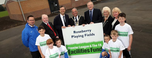 New sports facilities give boost to grassroots sport