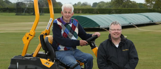 Cash boost for cricket and football club in Great Ayton
