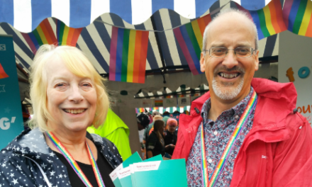 Northumberland Council proud to support PRIDE