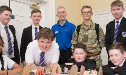 North East Youngster Enjoy Festival STEM Learning