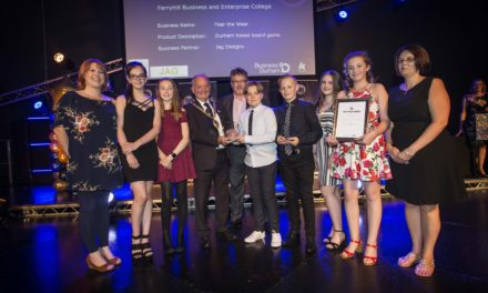 Students crowned champions of flagship enterprise competition