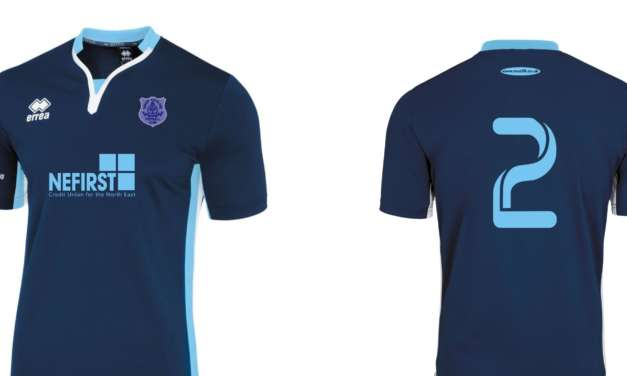 Bishop Auckland FC announce NEFirst Credit Union as main sponsor