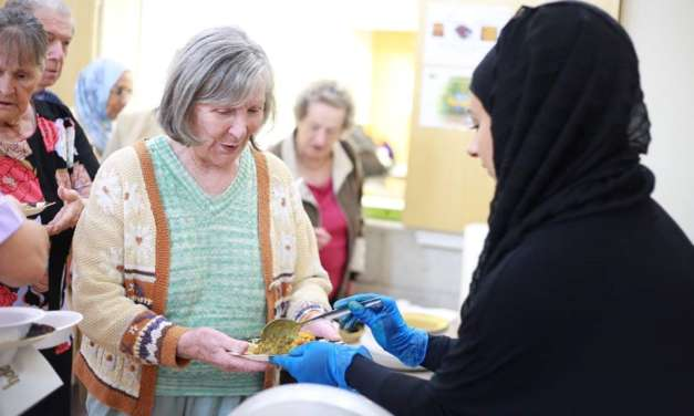 Middlesbrough care home residents share in Eid celebrations