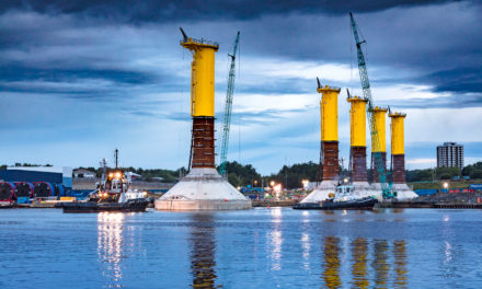 Blyth Offshore Demonstrator Wind farm project hits new milestone