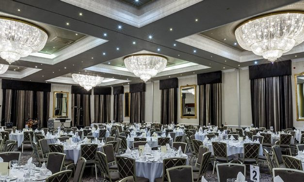 Celebrate Christmas in style at Hardwick Hall Hotel