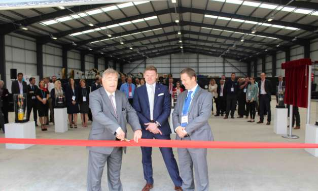 JDR opens European Service Centre in Newcastle – coinciding with Tidaway contract win