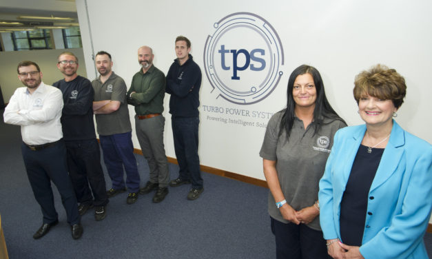Gateshead manufacturer uses apprenticeships to achieve turbo-charged growth