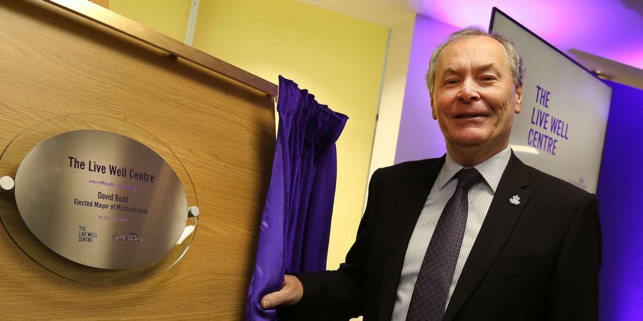 Official Opening of Middlesbrough's Live Well Centre