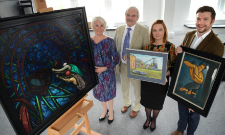 Mining Art Collection Gifted to New North East Gallery Gallery Opening: October 21 2017