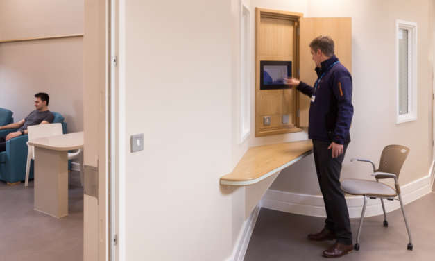 Bespoke NHS unit for adults with autism praised in design awards