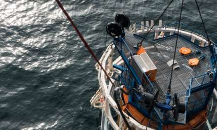Osbit deliver unique new offshore wind monopile cleaning technology to Van Oord