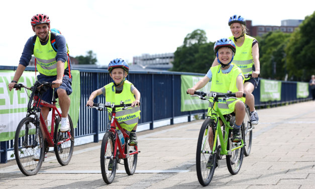 Get on your Bike at Family Festival Day