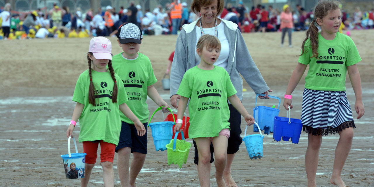 Sandcastle Challenge draws on fantastic North East Inventors