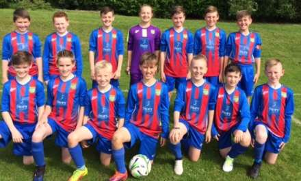 Sedgefield Youth F.C. secures support from Story Homes