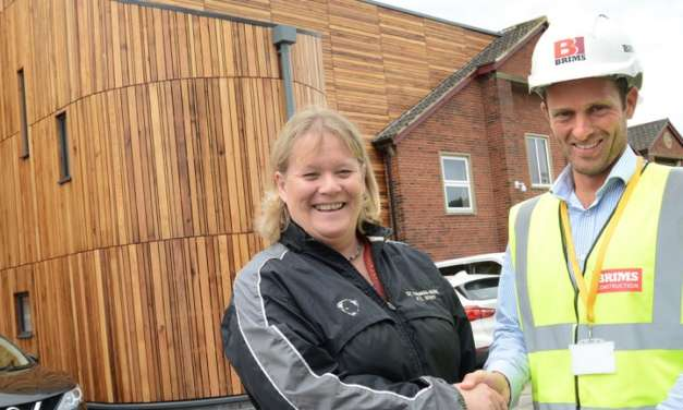 Sporting Provision Saved With School Renovation Work