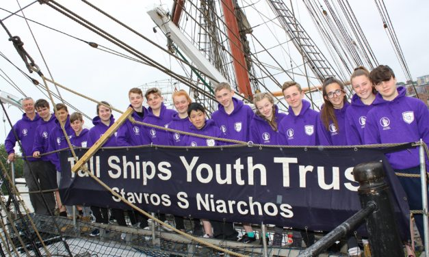 Students return from tall ship adventure