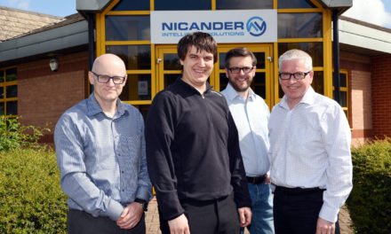 Internship helps company develop new products
