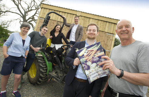 Business Students Help Small Holder Sow the Seeds of Success