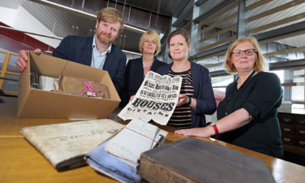 Acquisition is 'most important archive of Northumbrian social history'