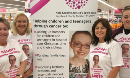 Overwhelming support as teenager's charity chosen by customers