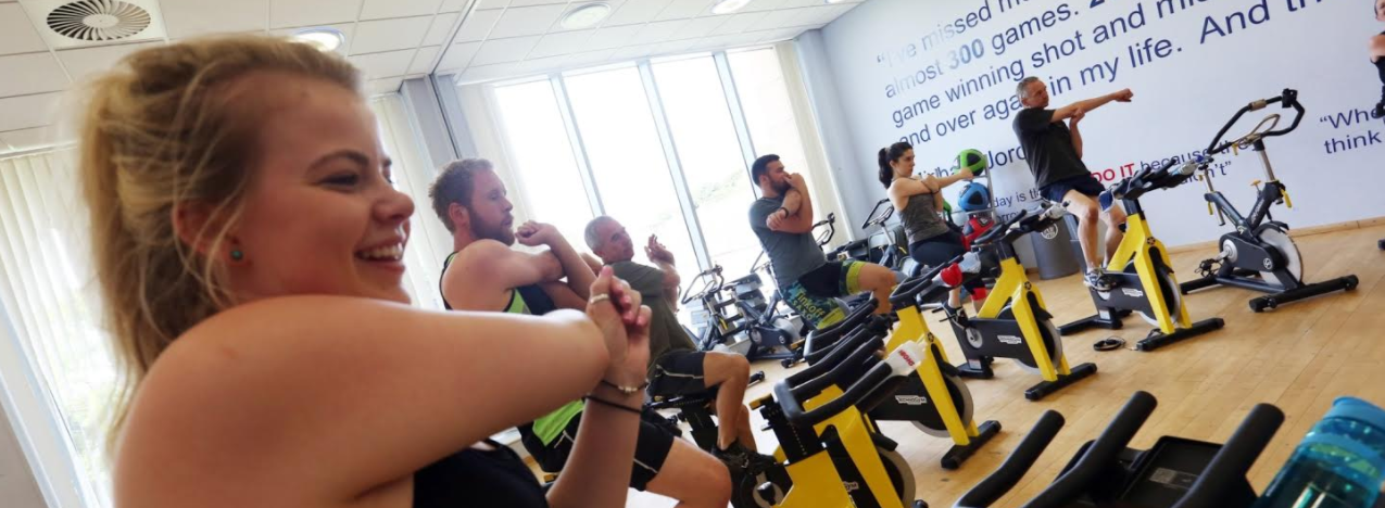 New group exercise timetables launched at leisure centres