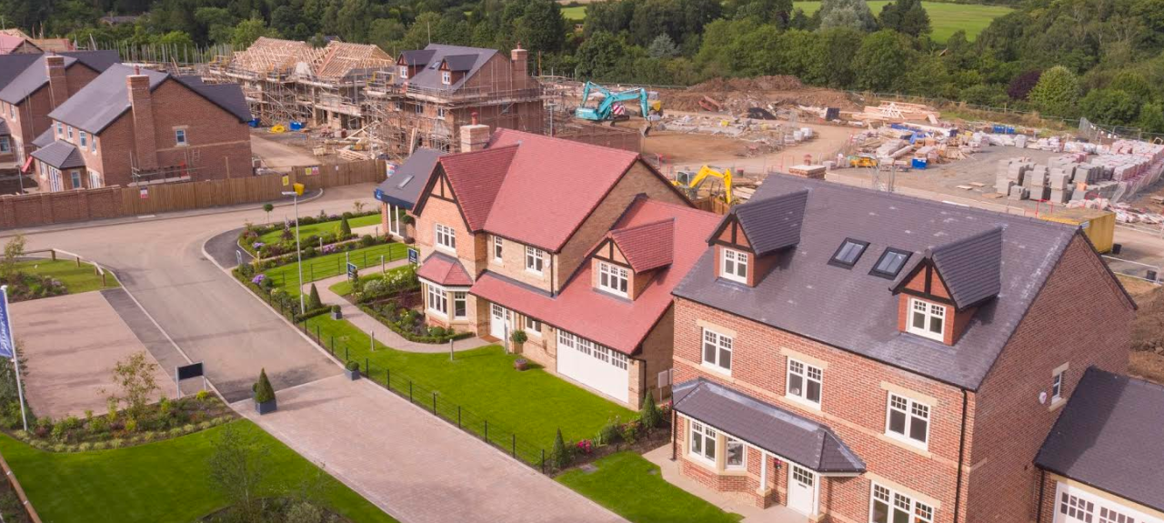 Story Homes releases first aerial images of Signature development in Morpeth