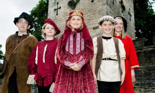 Youngsters Shine a Spotlight on Local History