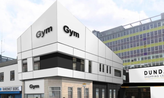 Planning Application for Middlesbrough Town Centre Gym