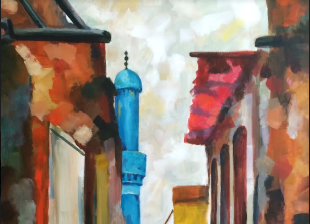 Ausama's 'Long Journey' Memorial Exhibition Tribute to Middlesbrough-based Iraqui Artist