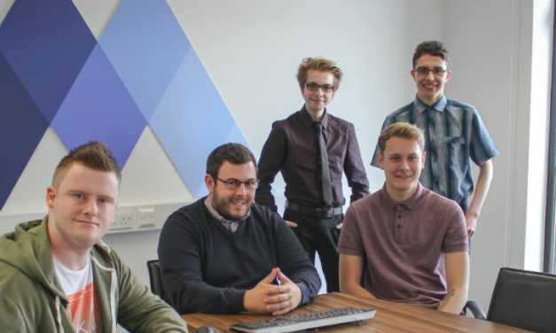 Teesside digital agency continues to invest in local talent with the arrival of four new team members