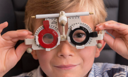 Bishop Auckland opticians' child eye tests call
