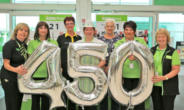 14 Stockton Colleagues have Clocked almost half a Millennium of Service