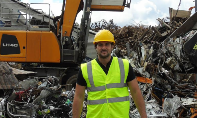 Investment puts Recycling Company at Cutting Edge