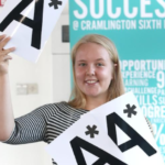 Cramlington students celebrate A-level success