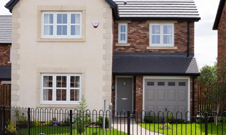 North Tyneside development is first of Story Homes' North East sites to be fully sold