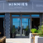 Fancy eating out in Whitley Bay?  You can now as Hinnies expands with sea view terrace