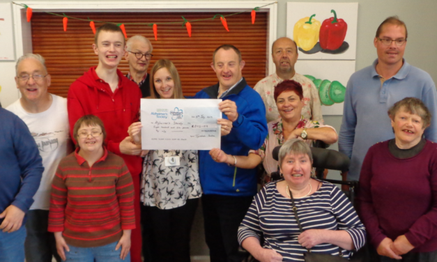 Fundraising Fun at the Tynedale Centre