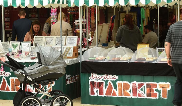 Food and Craft Market Middlesbrough